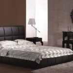 Modern Leather Bed Furniture Style Buying Beds Enhance Your