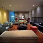 Modern Living Room Designs Through Top Commercial Interior Designers