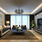 Modern Living Room Wall Decorating Ideas