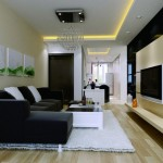 Modern Living Room Walls Decorating Ideas House Free