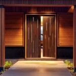 Modern Main Entry Tips Choosing The Best Front Door Design For Your