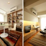 Modern Minimalist And Comfortable Interior Decoration For Small House