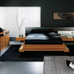 Modern Office Furniture Platform Beds