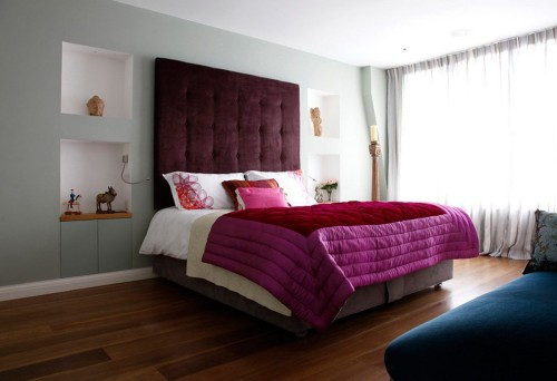 Modern Small Bedroom Designs