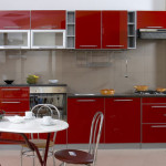Modern Small Kitchen Furniture And Lighting Pictures Home