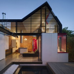 Modern Steel Frame Homes Extension Victorian Terrace The Inner