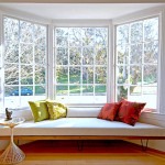 Modern Style Bay Window Seat Seats For The Home
