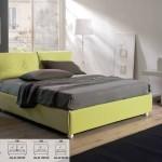 Modern Style Beds Upholstered Bed Imab Group