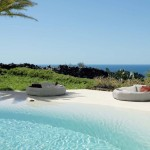 Modern Swimming Pool Furniture Paola Lenti Available Through