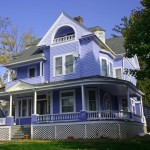 Modern Victorian Style Homes
