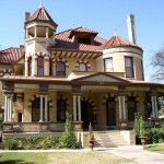 Modern Victorian Style Houses Design