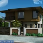Modern Zen Design New House And Lot Finishing Stage Quezon City