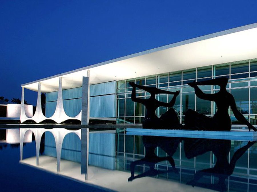 Modernist Architecture Oscar Niemeyer The Incredible