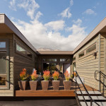 Modular Goes Green Home Hits Market Sporting The Leed Label
