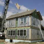 Modular Home Central Passive House