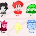 Mood Colors Channel Cartoons Color Affect Your