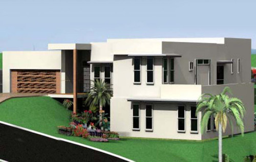 More Information About House Plans For Sloping The Site Www