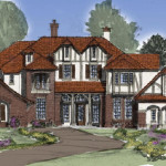 More Small Luxury Home Blueprint Plans Starter Homes Compact House
