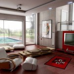 Morooms Living Room Interior Designs