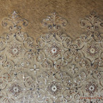 Mosaic And Textured Plaster Walls
