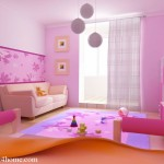 Most Beautiful Pink Interior Design For Girls Bad Room Home And