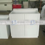 Most Popular Pvc Cabinet Kitchen Design Made China