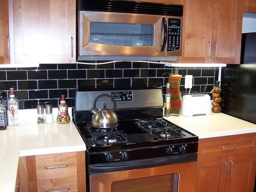 Most Popular Subway Tiles Kitchen Backsplash House Design Updates