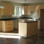 Movable Kitchen Island Material Mid Size