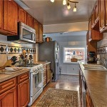 Much Counter Space This Kitchen Interior Design
