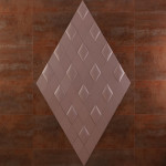 Nappatile Faux Leather Wall Tiles