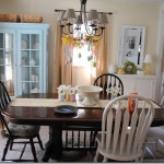 Naptime Decorator Submitted Her Gorgeous Dining Room Transformation