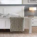 Narrow Bedside Table Design