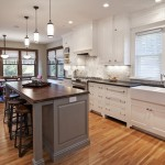 Narrow Kitchen Island Design Pictures Remodel Decor And Ideas