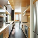 Narrow Kitchen Kind And Function Galley