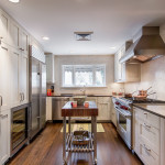 Narrow Kitchen Layout Design Ideas Pictures Remodel And Decor