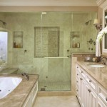 Natural Stone Bathroom And Glass Shower Heater Guide How