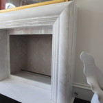 Natural Stone Fireplaces Contemporary Dallas The
