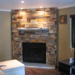 Natural Stone Fireplaces Rock Solid Works