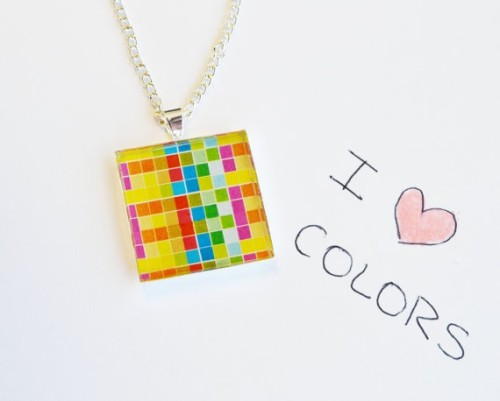 Necklace The Mood For Colors