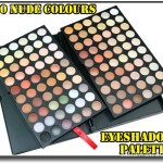 Neutral Natural Color Eyeshadow Eye Shadow Palette For Sale