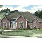 New American Style Home Plans