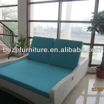 New Arrival Wicker Outdoor Bed Lounge