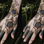 New Designs Arabic Arm Henna Mehndi Fashion And Beauty Tips