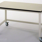 New England Lab Tables Carriers Fixed Frame