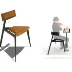New High Tech Concept Chair Design For Musicians Debuts Futuremusic