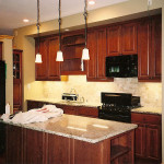 New Home Interiors Lawrence Cushman Construction