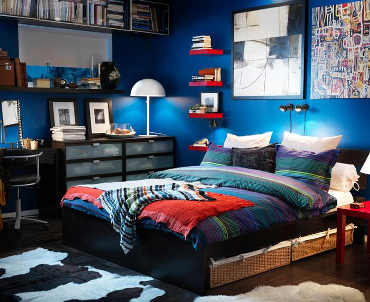 New Ikea Small Bedroom Design Remodeling Examples Pictures And