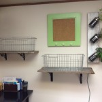 New Kitchen Wall Product Baskets Vintage Freezer For The