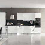 New Modern Kitchen Design White Cabinets Bring From Stosa