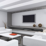 New Modern Living Room Red And White Beautyhomedesigns